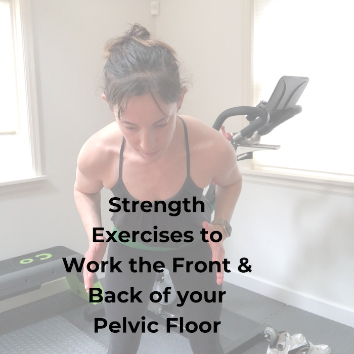 StrengthExercises Pelvic Floor