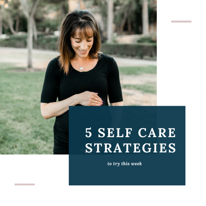 Self Care for Moms